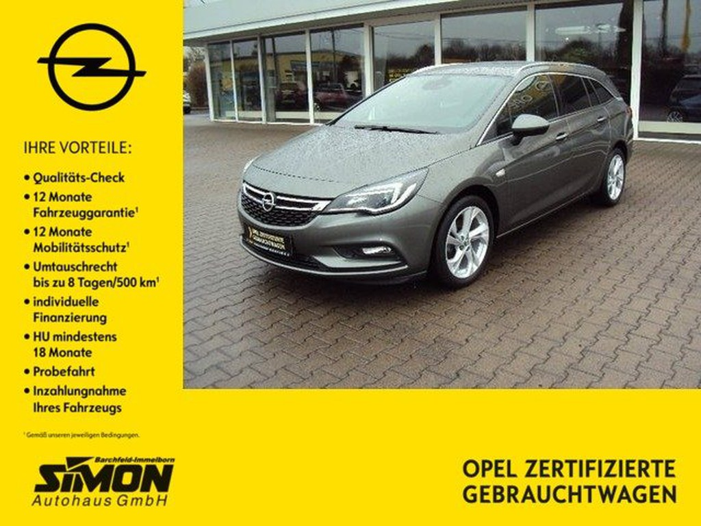 Opel Astra K Sports Tourer Dynamic