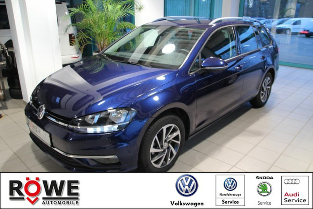 Volkswagen Golf Variant 1.4 TSI )
