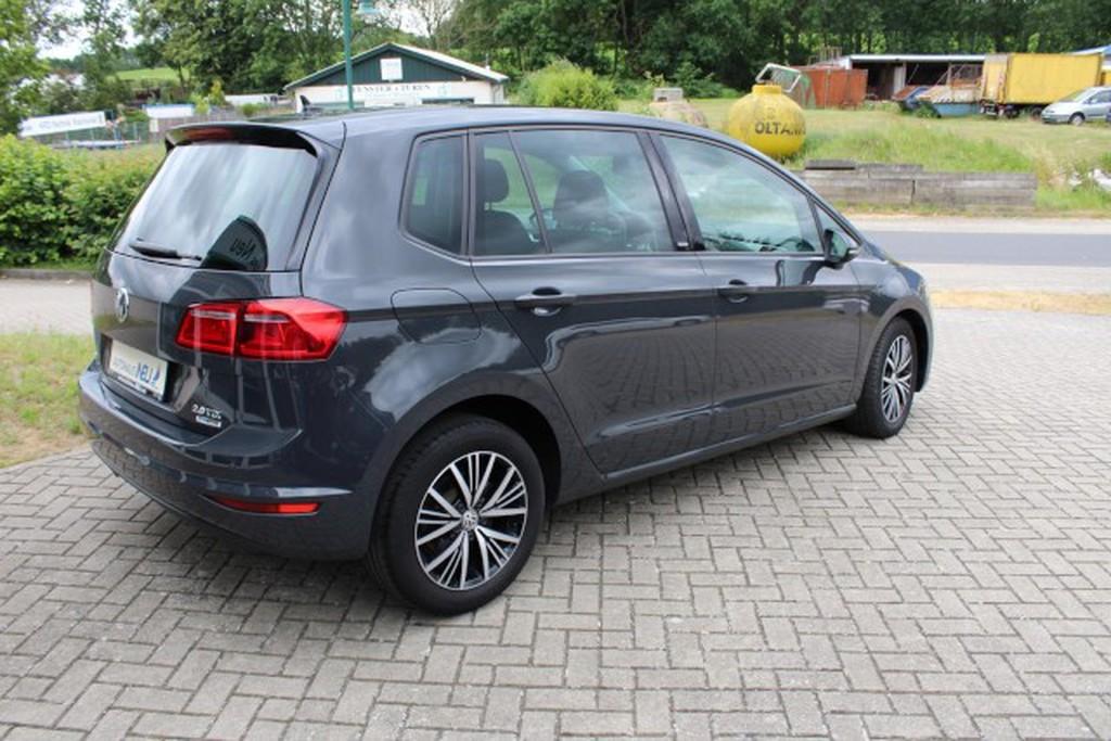 Volkswagen Golf Sportsvan 2.0 TDI Allstar