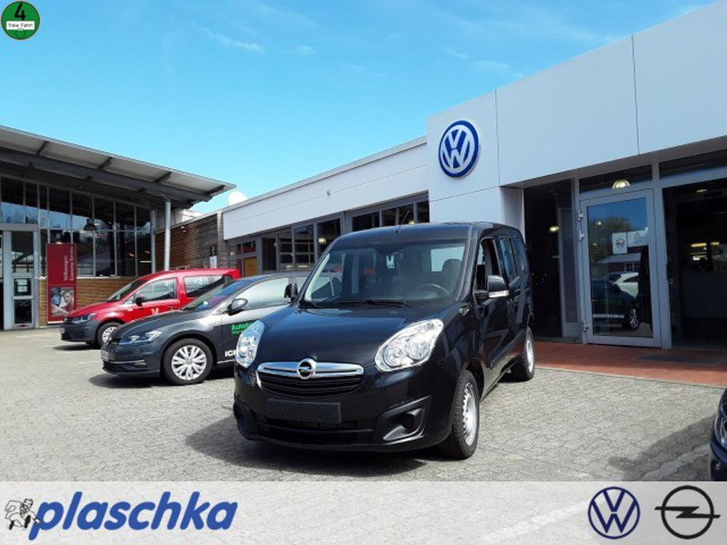 Opel Combo 1.6 Tour 150 Jahre Opel Edition