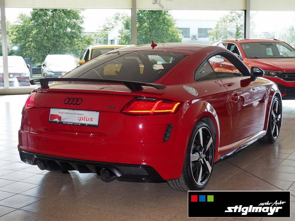 Audi TT S-line competition 45TFSI quattro 19