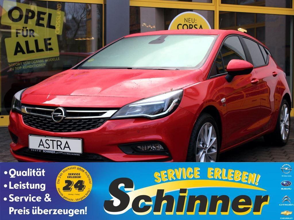 Opel Astra 1.4 Turbo 120 Jahre