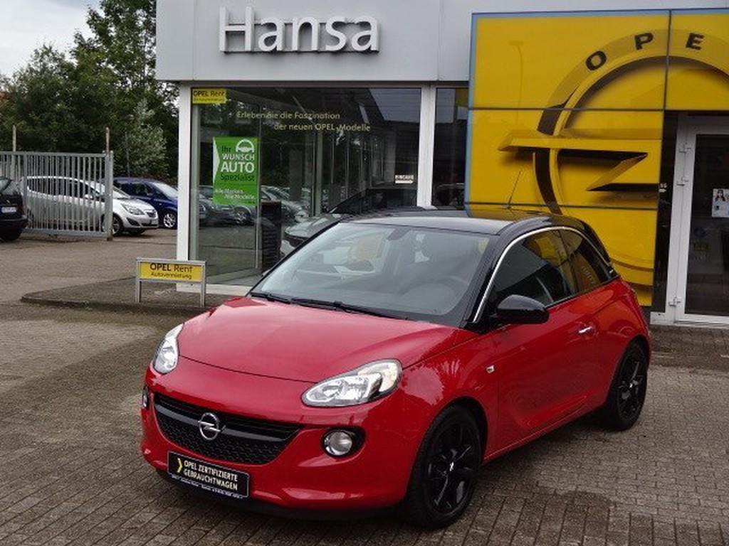 Opel Adam 1.4 120 Jahre Szhzg