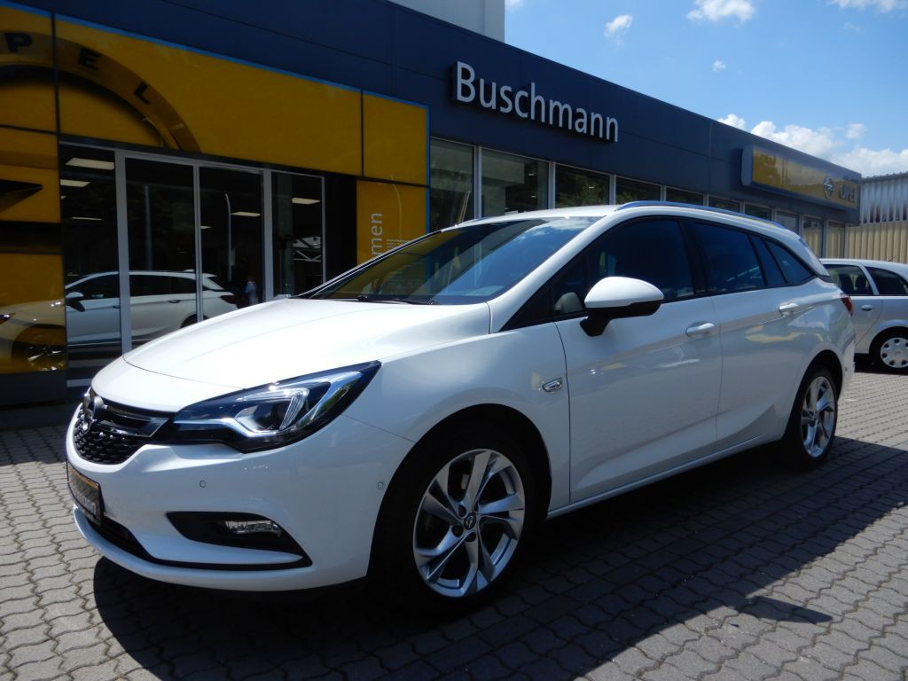 Opel Astra 1.4 Turbo ST Active