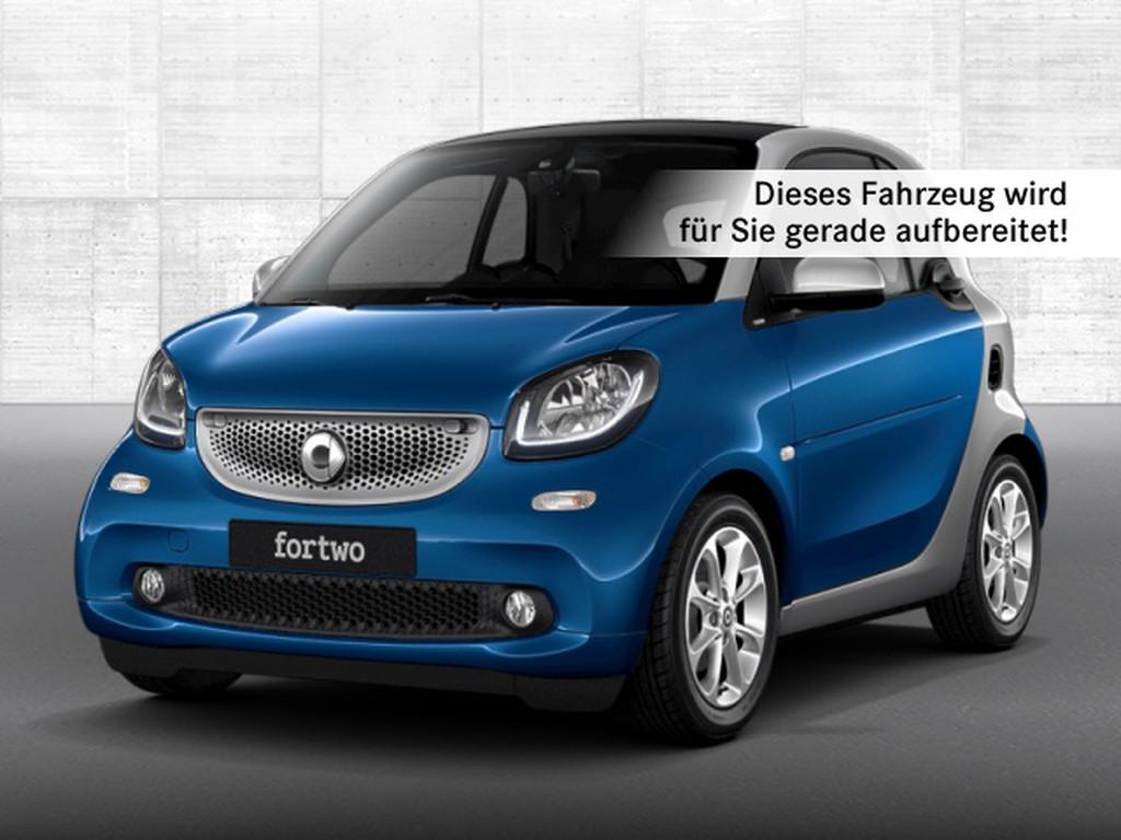 smart ForTwo coupé 52kW passion