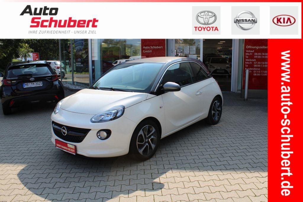 Opel Adam 1.4 Easytronic Unlimited AUTOMATIK