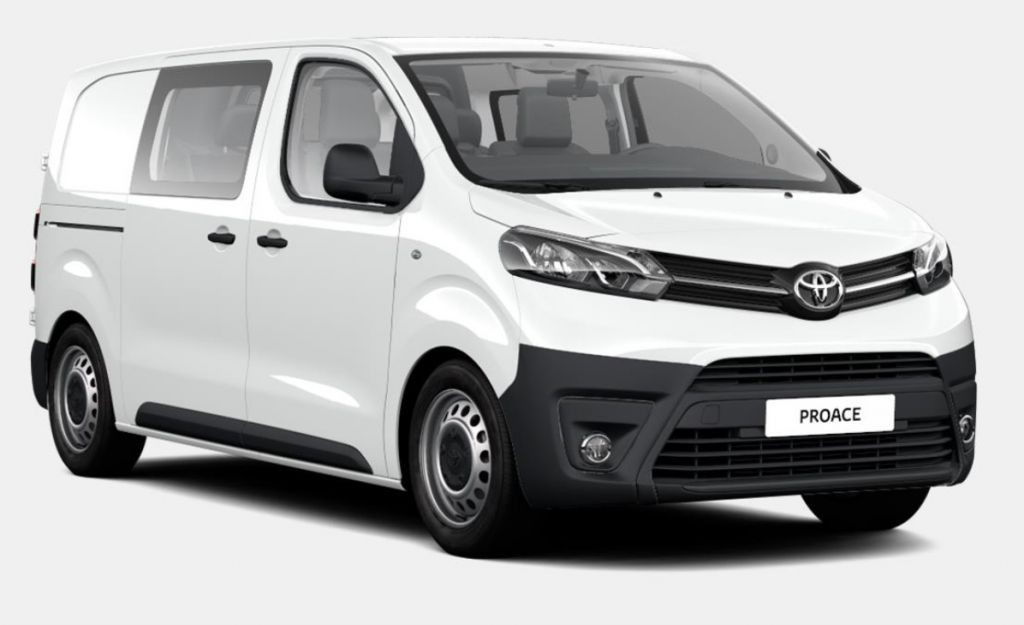 Toyota Proace 2.0 -l-D-4D L1 4T Doppelkabine 6-S Comfort