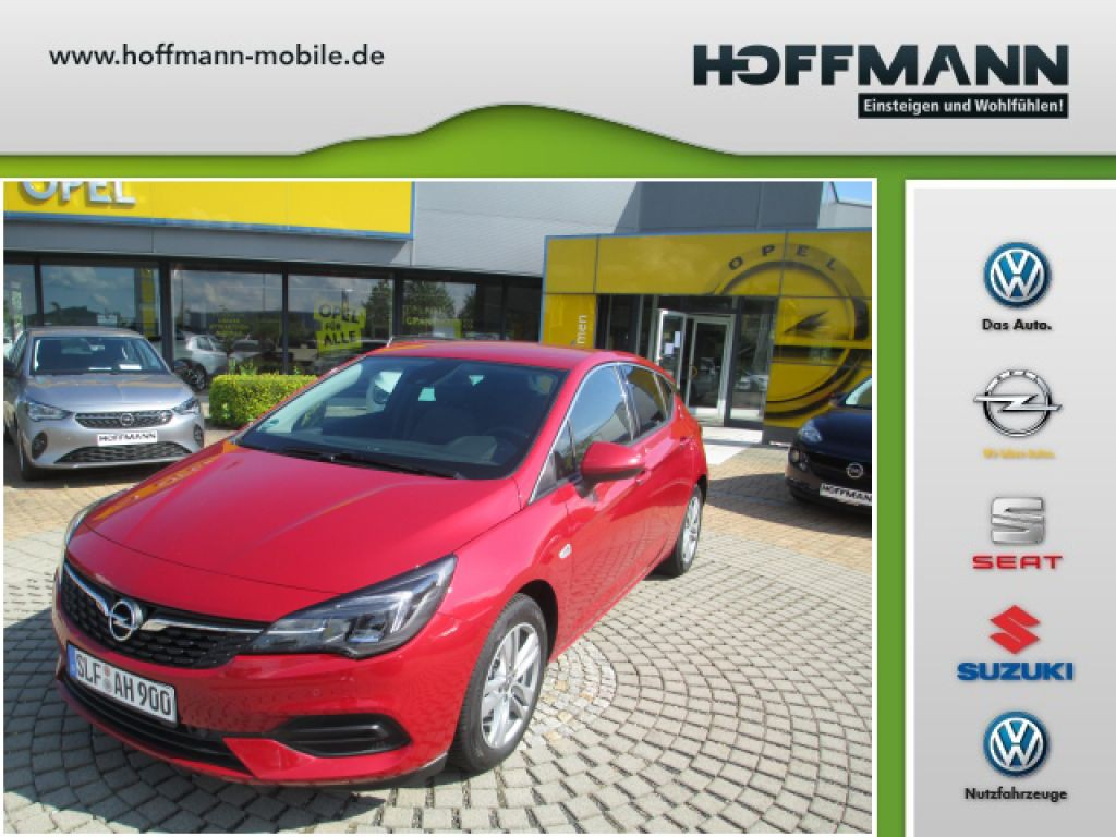 Opel Astra 1.2 Turbo S S Elegance