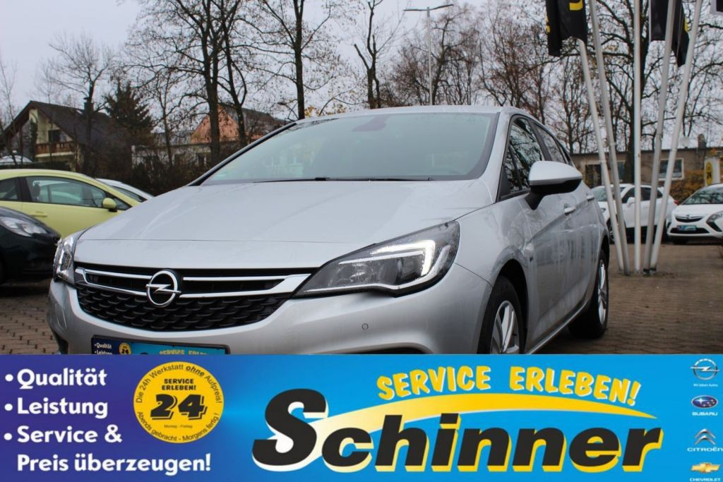 Opel Astra 1.6 D 120 Jahre