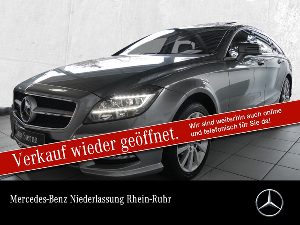 Used Mercedes Benz Cls-Class 350 CDI