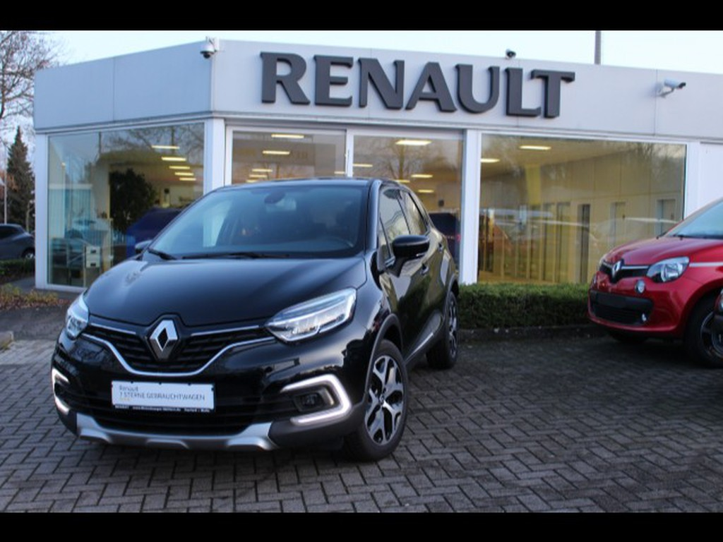 Renault Captur Intens TCe 90 eco²