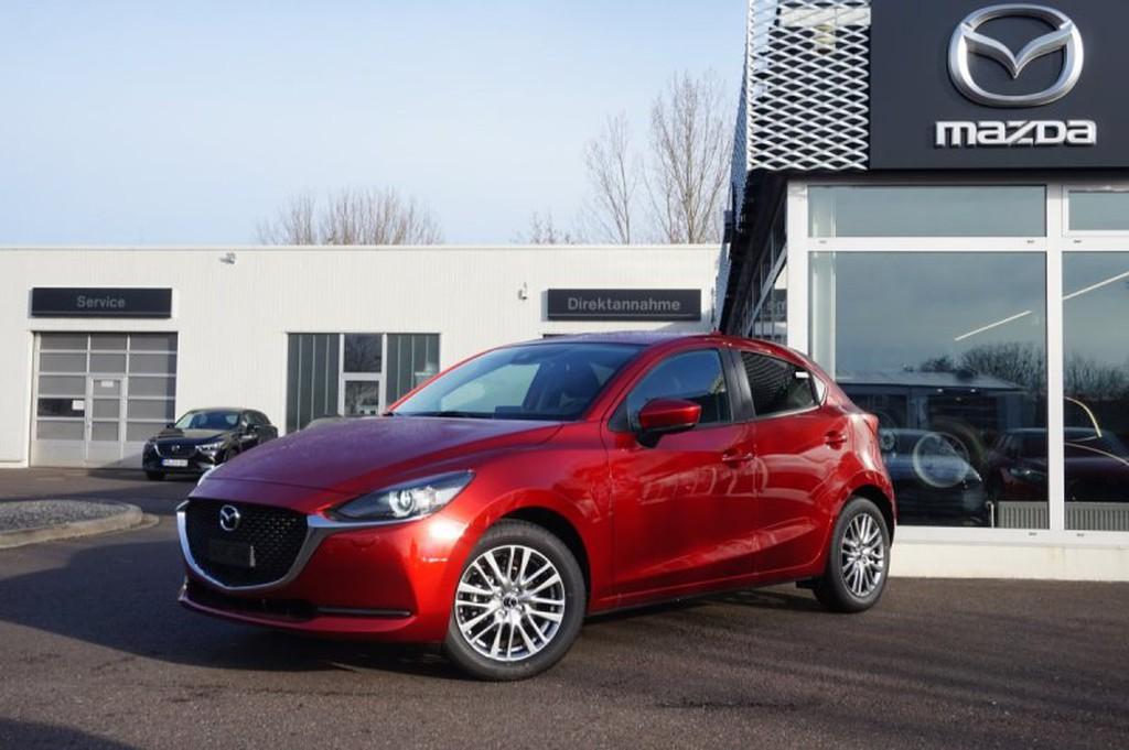 Mazda 2 1.5 SKY-G 90