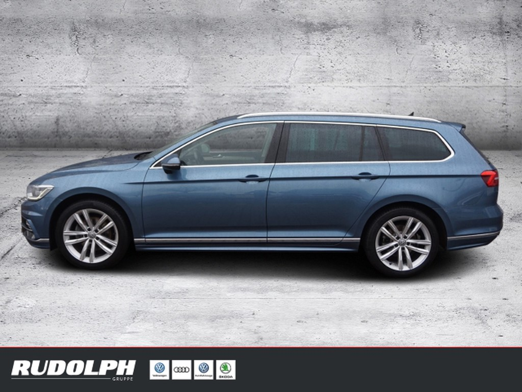 Volkswagen Passat Variant 1.8 TSI R-Line Highline