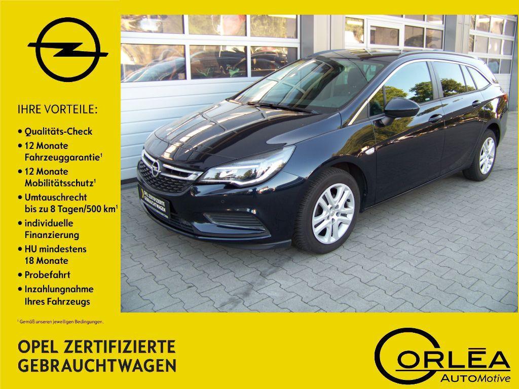 Opel Astra 1.6 ST Klimaatm