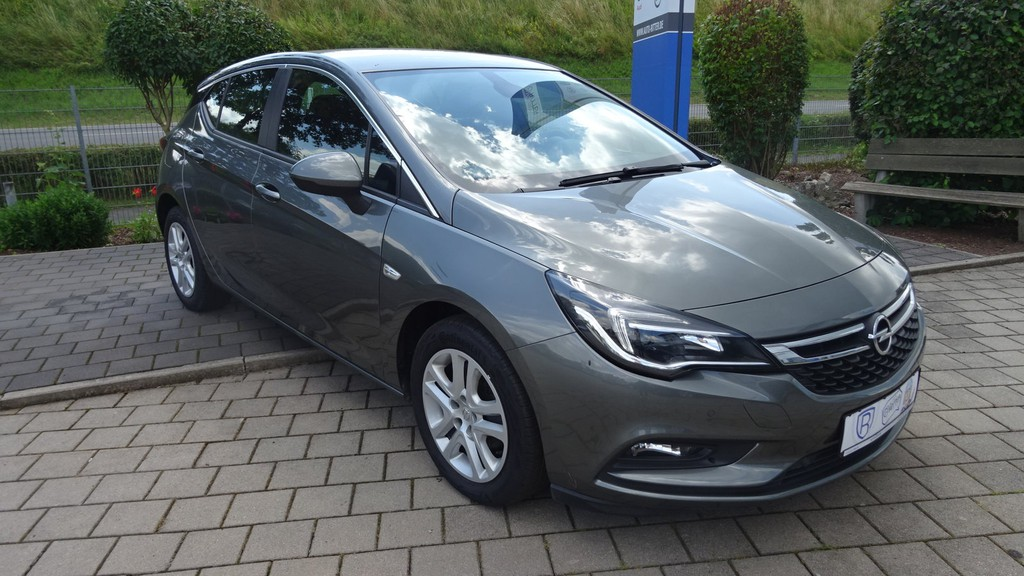 Opel Astra 1.4 K Lim Edition Turbo ||||