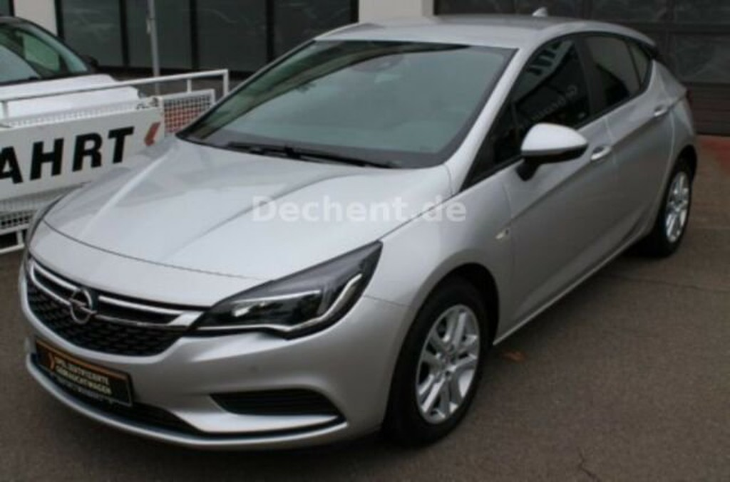 Opel Astra 1.4 Edition T Sitz - PP v h