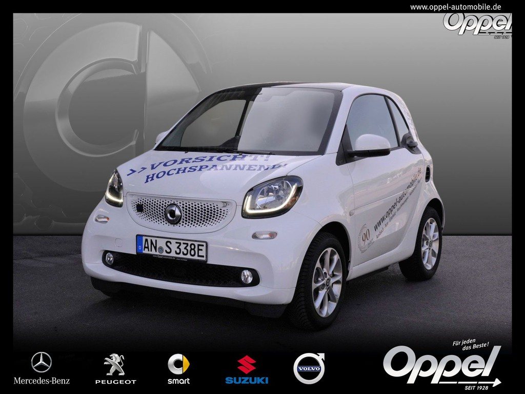smart ForTwo EQ 22kW B LADEK MEDIA Paket