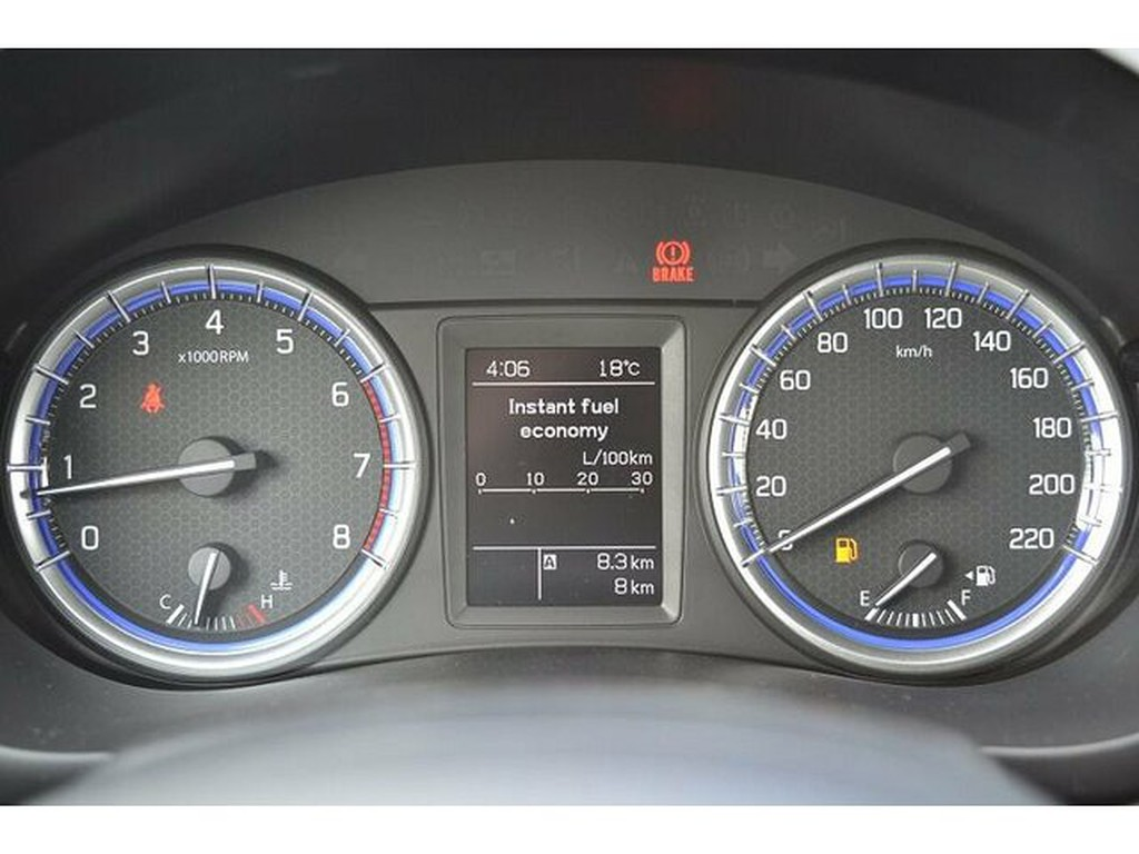 Suzuki LJ undefined