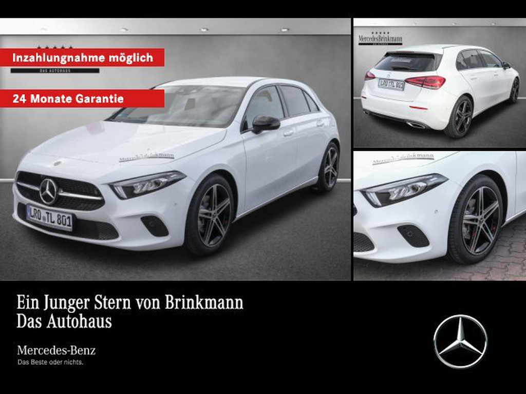 Used Mercedes Benz A-Class 180