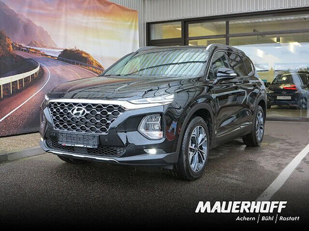 Hyundai Santa Fe Prem | | | | Sitzlüftung