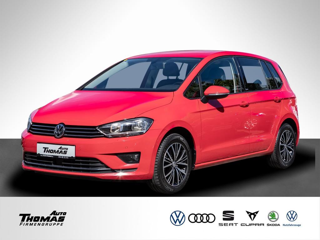 """Volkswagen Golf Sportsvan 1.6 TDI """"Allstar"""""""