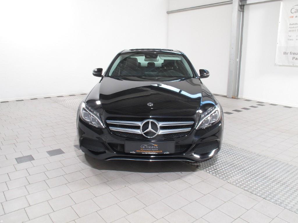 Mercedes-Benz C 220 Avantgarde Automatik #