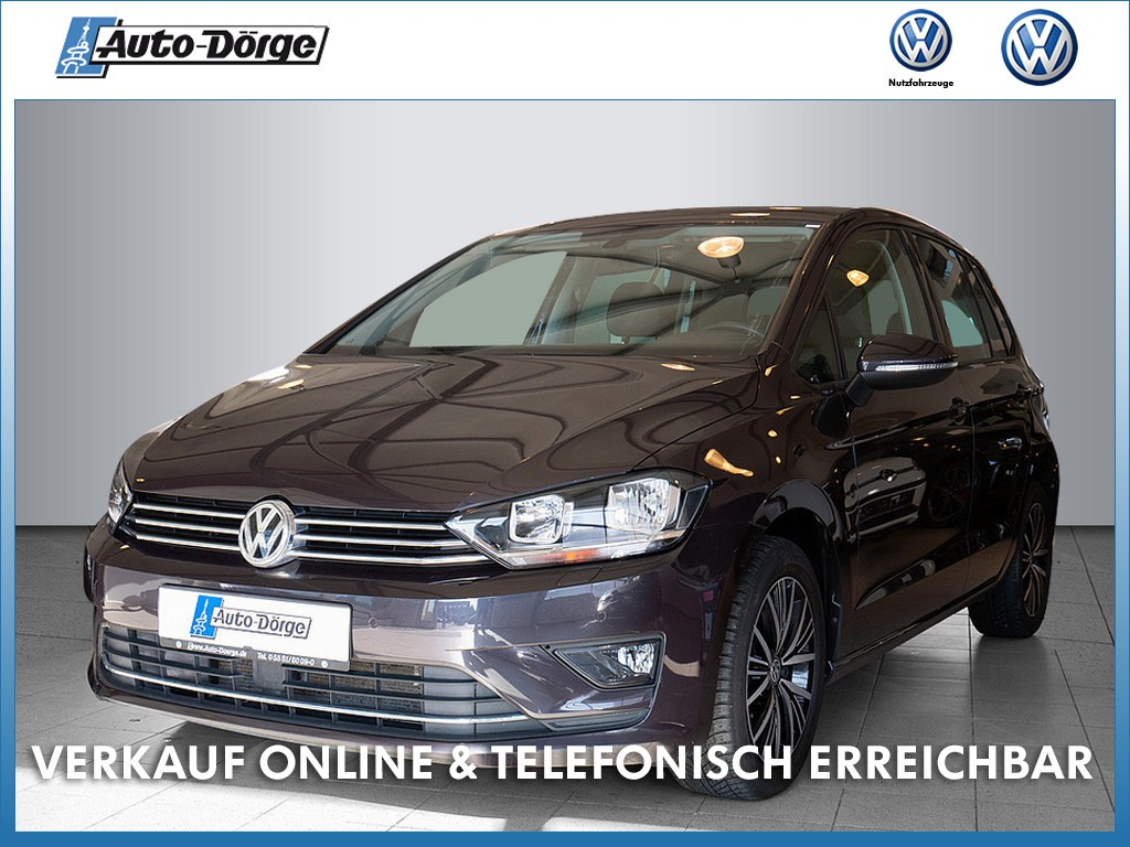 Volkswagen Golf Sportsvan ALLSTAR EL SPIEGEL
