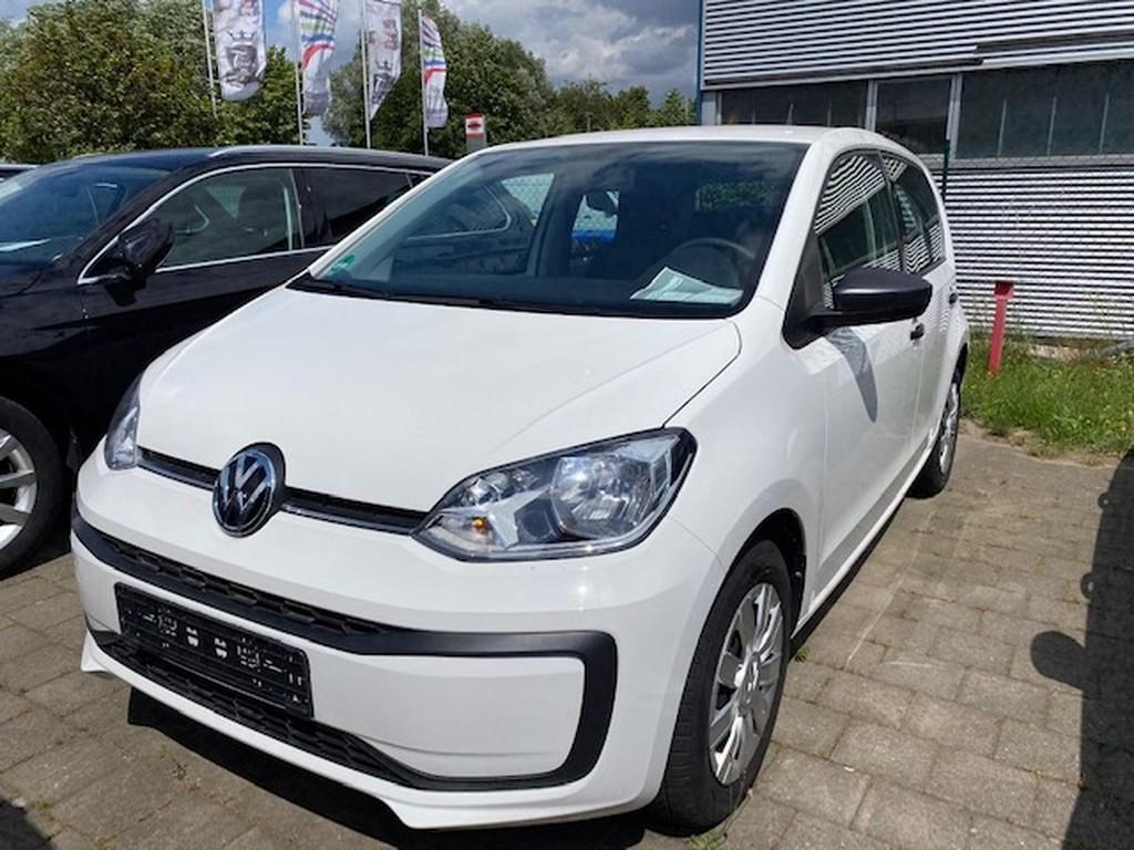 Volkswagen up take up UPE 12500 EUR