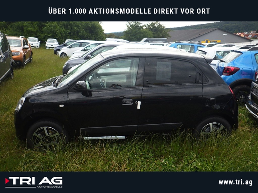 Renault Twingo Limited Deluxe TCe 90 Multif Lenkrad