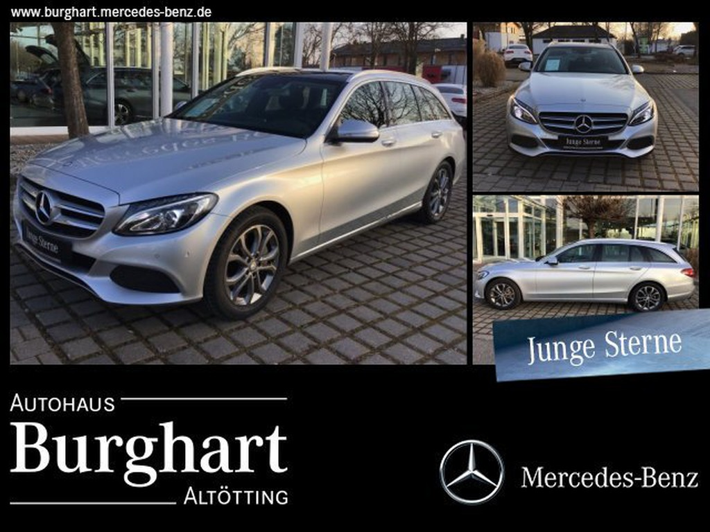 Used Mercedes Benz C-Class 250 CDI BE