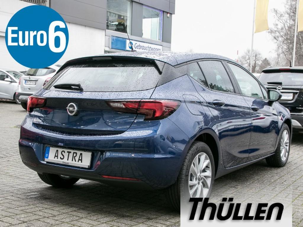 Opel Astra 1.2 K 120 Jahre Turbo