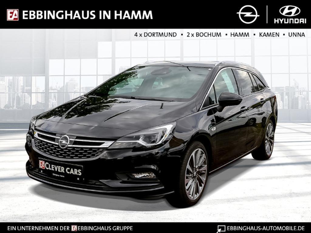 Opel Astra K Sports H Rückkamera Sitz