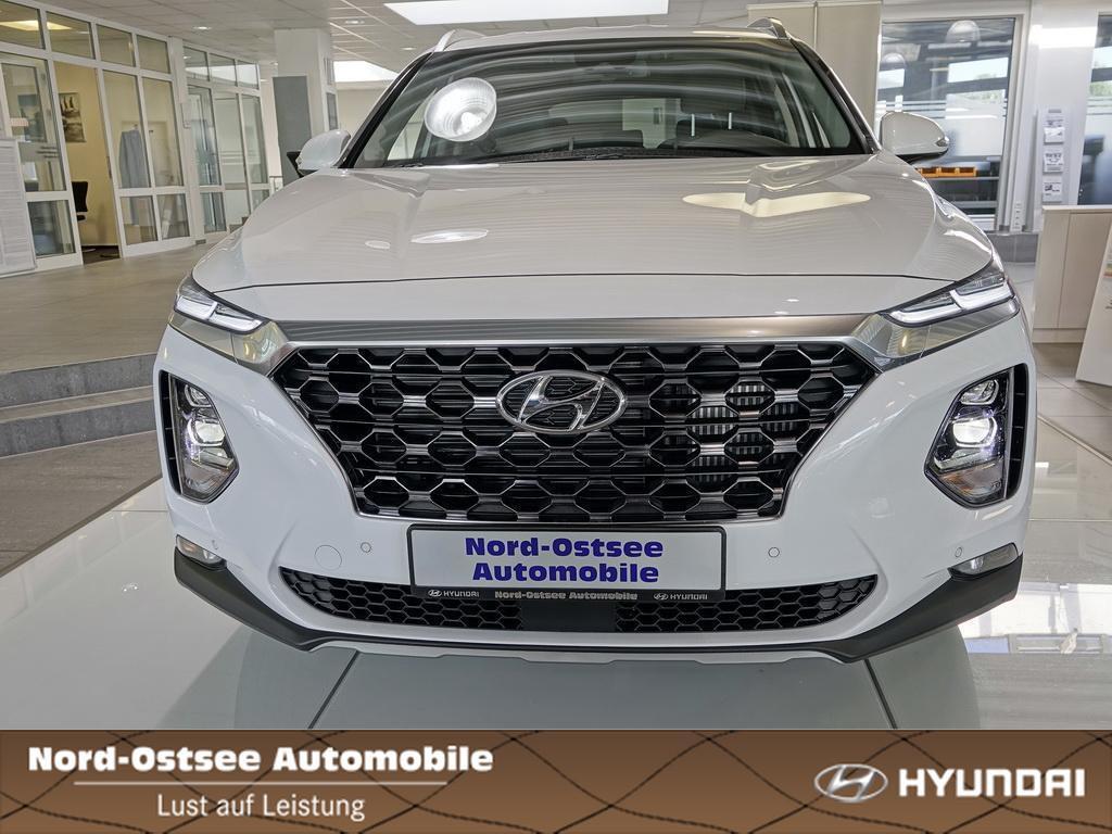 Hyundai Santa Fe Style KRELL-Soun