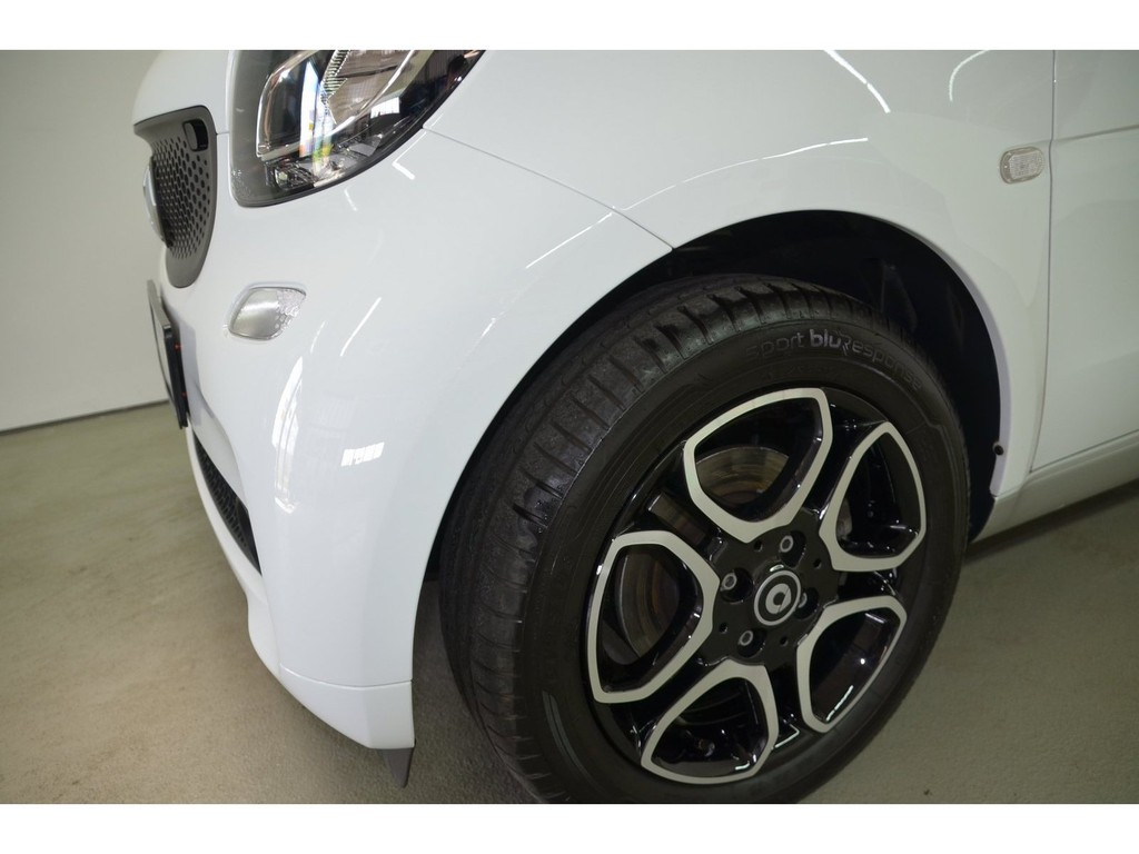 smart ForTwo coupe (52kW) Audio Komfort