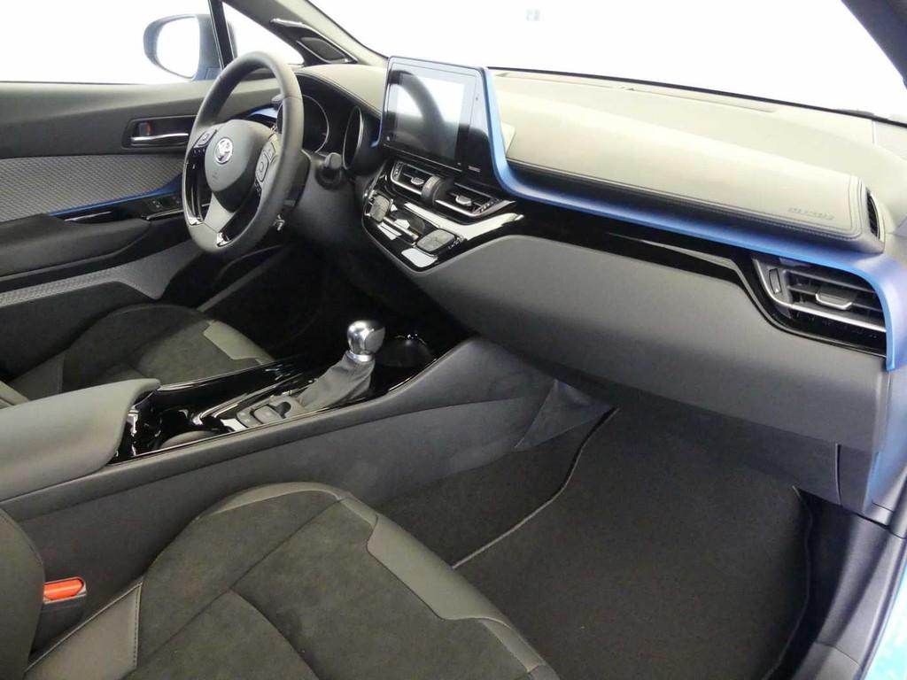 Toyota C-HR 1.8 Hybrid 4x2 Style Selection