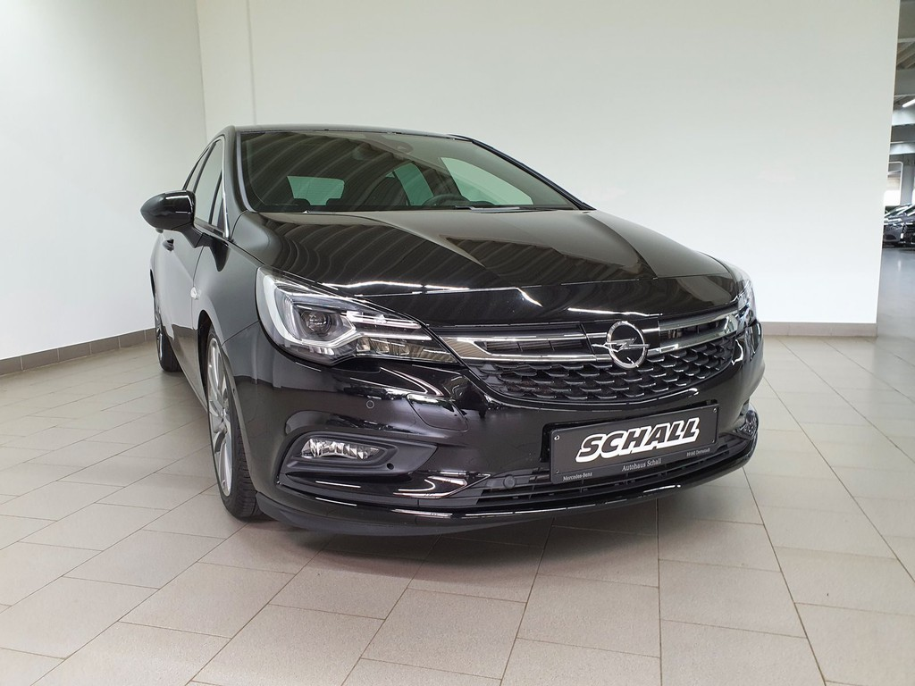 Opel Astra 1.6 K TURBO ULTIMATE OPC INT