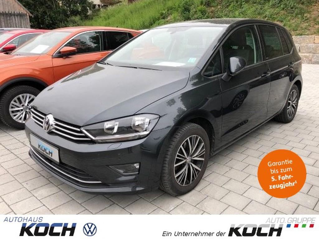 """Volkswagen Golf Sportsvan 1.4 TSI """" Licht-u Sicht"""