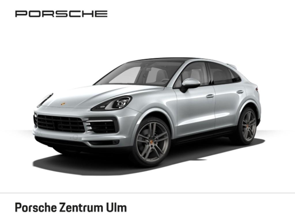 Porsche Cayenne Coupe Spurwechselassistent