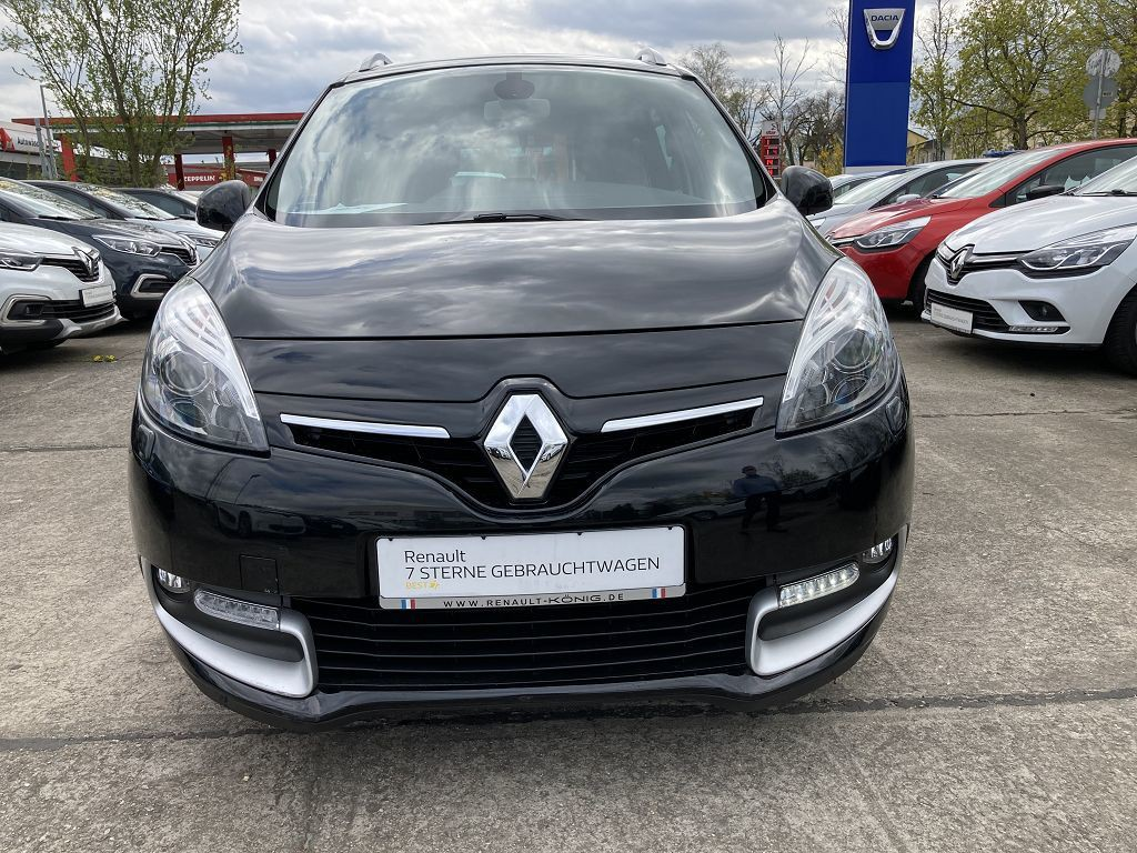 Renault Grand Scenic 1.5 dCi Limited Automatik