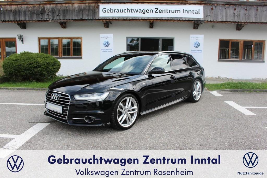 Audi A6 3.0 TDI Avant S line quattro --ückfahrk )
