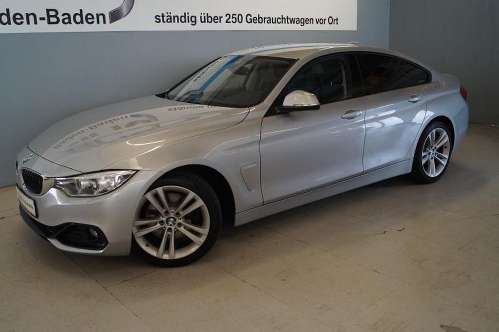 BMW 425 d Gran Coupe Sport Line Business