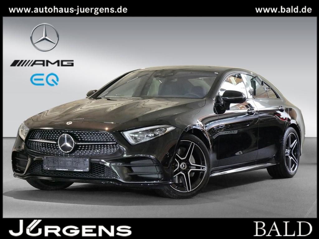 Mercedes-Benz CLS 220 d AMG Fahrassist Night