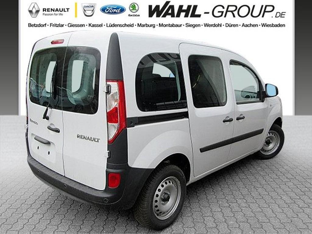 Renault Kangoo Rapid Extra dCi 110 Rundumverglasung