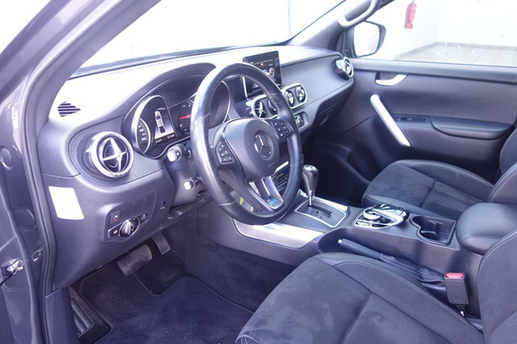 Mercedes-Benz X 250 d DoKa HARDTOP 19