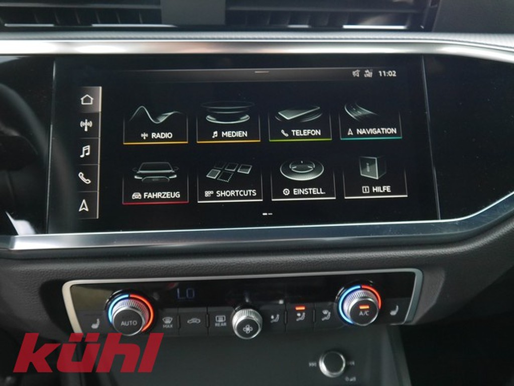 Audi Q3 35 TDI Advanced Na