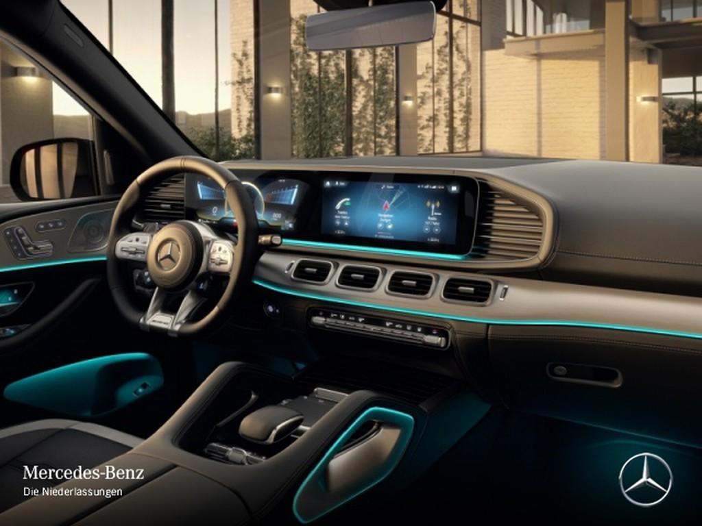 Mercedes-Benz GLE 63 AMG S Sportpaket