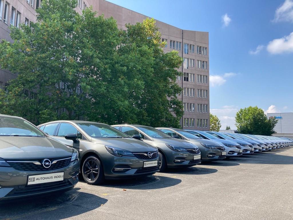 Opel Astra 1.2 Dynamic Lenk R Euro6d
