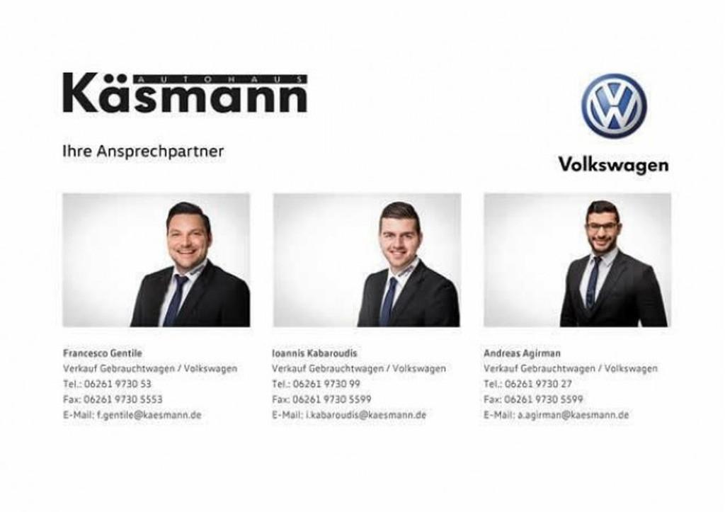 Volkswagen Touran 2.0 TDI 16