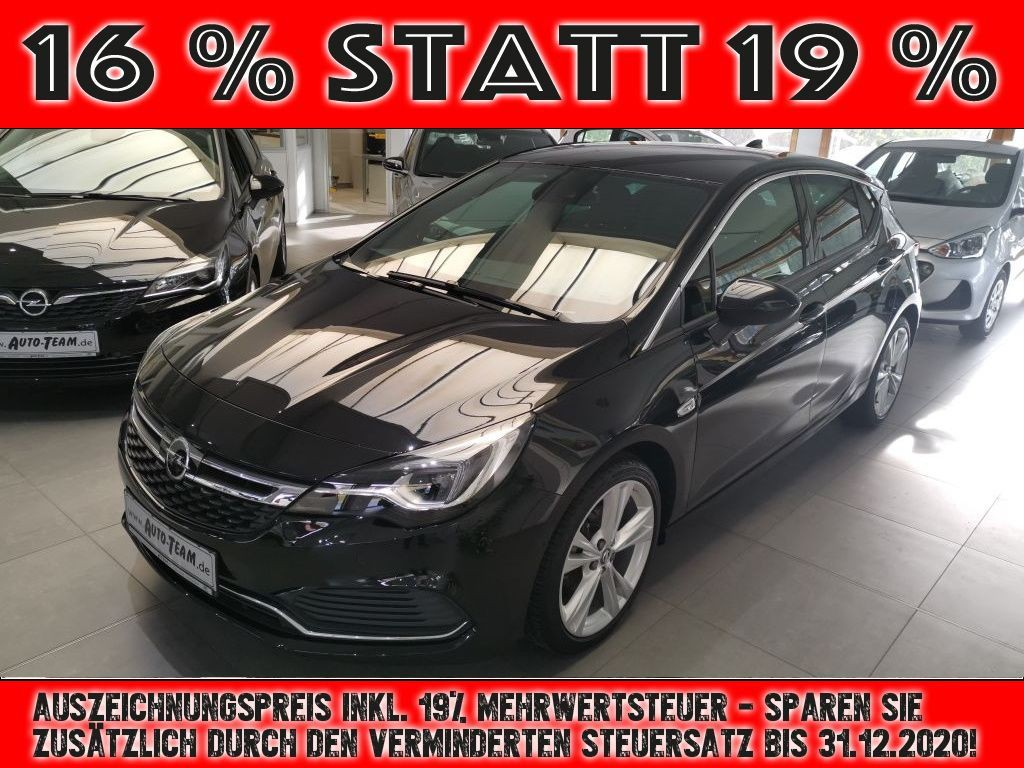 Opel Astra 1.4 Turbo Automatik Innovation