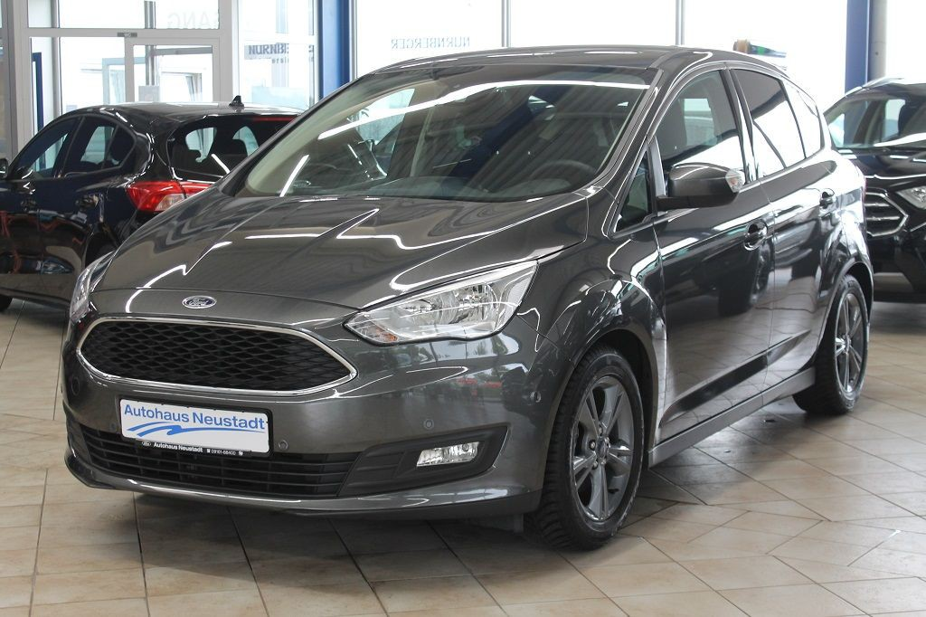 Ford C-Max 1.0 COOL&CONNECT WinterPk